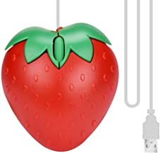 Best strawberry computer mouse Reviews