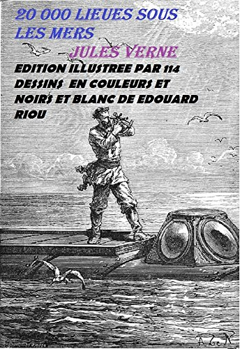 20000 lieues sous les mers (OEUVRE COMPLETE JULES VERNE)