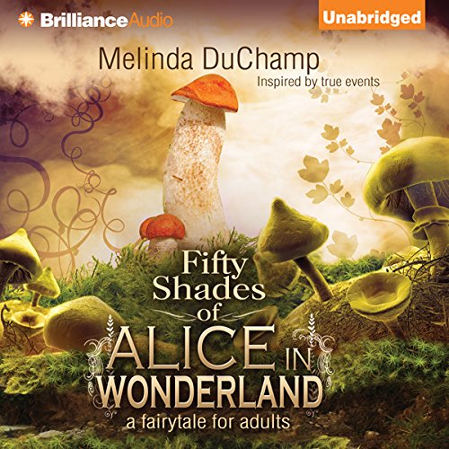 Fifty Shades of Alice in Wonderland cover art