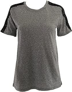 GAP Ladies Crew neck Short sleeve T-shirt Grey
