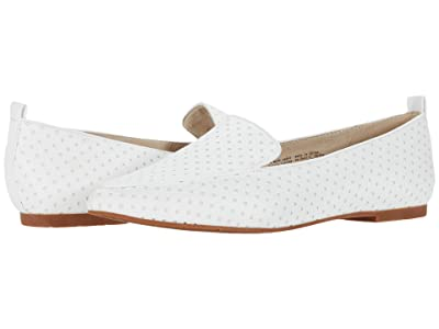 Seychelles BC Footwear by Seychelles Its Time Perf (White Perforated V Leather) Women