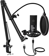Best voice recording microphone for pc Reviews