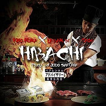 Hibachi (feat. La Bam Bi & Tago)