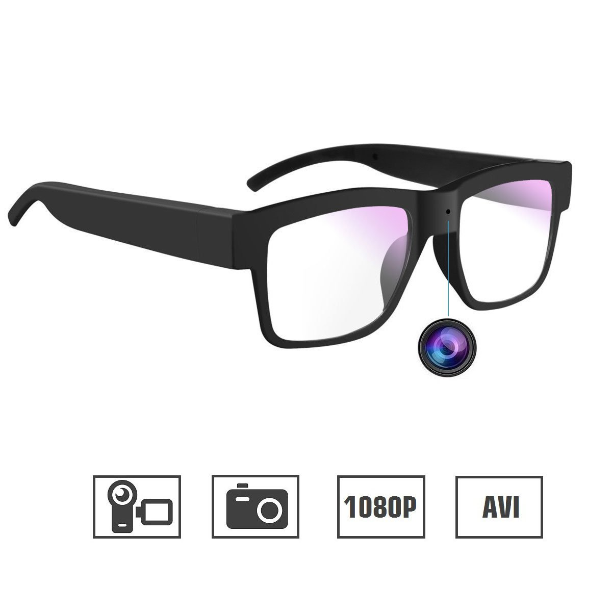 Glasses Wearable Outdoor Training Teaching