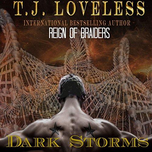 Dark Storms audiobook cover art
