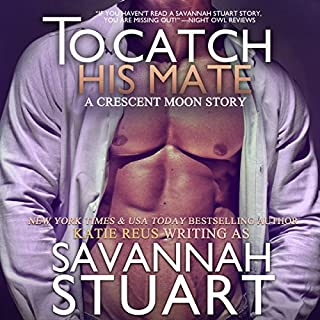 To Catch His Mate audiobook cover art