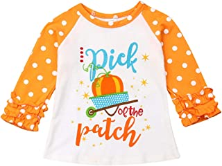 toddler girl thanksgiving shirt