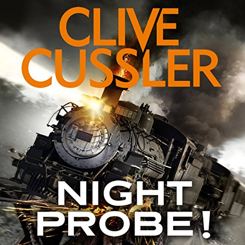 Night Probe! cover art