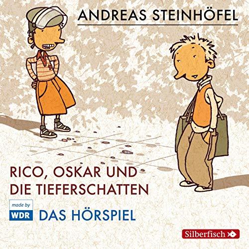 Rico und Oskar 1: Rico, Oskar und die Tieferschatten - Das Hörspiel: 1 CD (1)