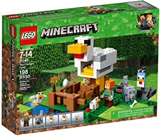 LEGO Minecraft The Chicken Coop for age 7-14 years old 21140