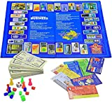 The challenge: International Business challenges players to race back and forth across the world - buying and selling them in other Countries. Family Game: Introduce your kids and to the Business game. Fun birthday or holiday gift for kids and is a g...