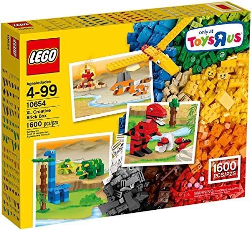 LEGO Classic XL Creative Brick Box Set #10654