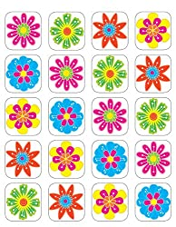 Teacher Created Resources Fun Flower Stickers