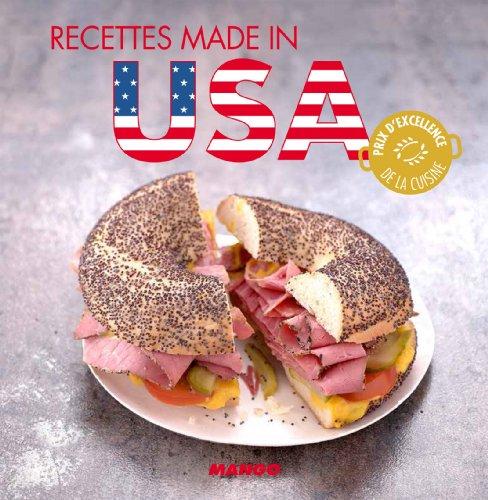 Recettes made in USA (La cerise sur le gâteau) (French Edition)