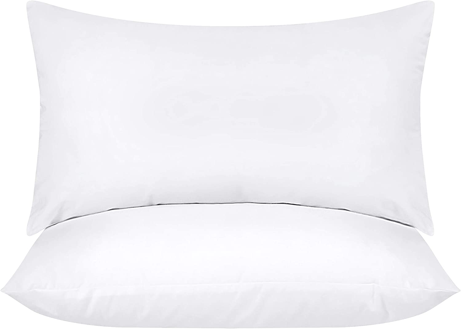 Utopia Bedding Throw Pillows Insert Pack of Ranking TOP15 White x 2 20 - High quality new 12