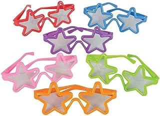 Kids Star Shaped Sunglasses (1 dz)