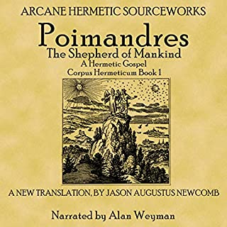 Poimandres, the Shepherd of Men, a Hermetic Gospel cover art