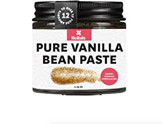 mccormick pure vanilla extract nutritional info