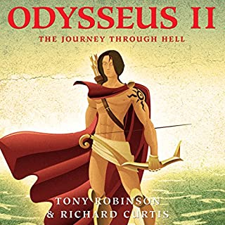 Odysseus II: The Journey Through Hell cover art