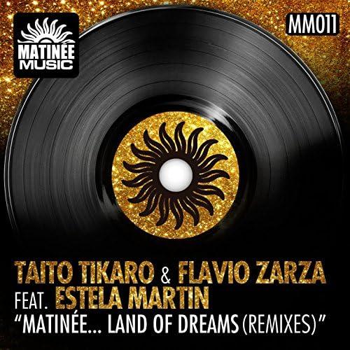 Taito Tikaro & Flavio Zarza feat. Estela Martin