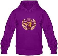 United Nations Nerdy Long Sleeve Hoodie For Teenagers
