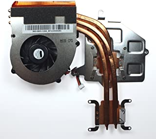 Power4Laptops Replacement Laptop Fan with Heatsink Compatible with Sony Vaio VPCF11M1E