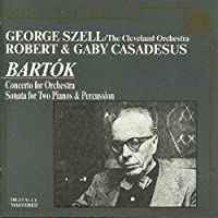 Sonata For Two Pianos / G.szell
