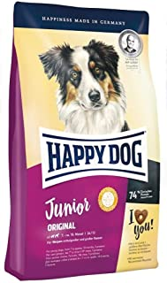 Happy Dog Dry Food Supreme For Young Junior Dog Original - 4 KG
