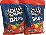 Jolly Rancher Awesome Twosome Fruit Chews, 6.5-Ounce Bags (Pack of 2)