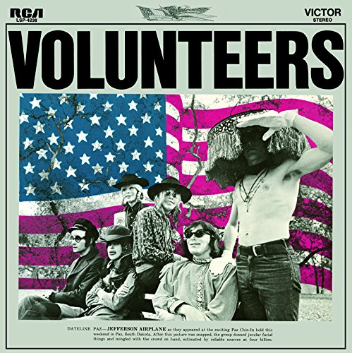 Volunteers [Vinyl LP]