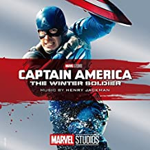 Captain America: The Winter Soldier Ost