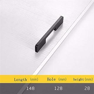 Cocina Asa de aluminio//cromo Tirador para muebles de cocina 160/mm Armario Mango Modelo Paul Moderno de cajones Mango cromado//aluminio anodizado Muebles herrajes de gedotec/®