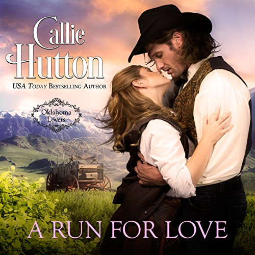 A Run for Love audiobook cover art