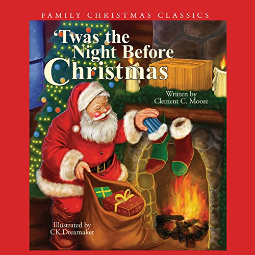 Christmas Treasures audiobook cover art