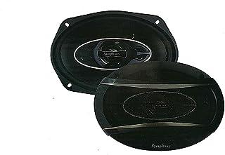 Symphony 3-way Oval Way3 / 700W Car Speaker Kit Model SY-9695