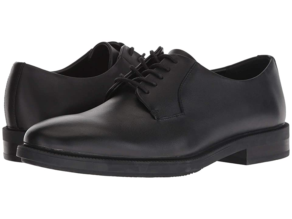Calvin Klein Carl (Black Smooth Calf Leather) Men