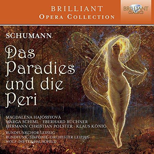 Das Paradies und die Peri, Op. 50, Pt. 1: Der hehre Engel, der die Pforte des Lichts bewacht (Tenor) - Dir, Kind des Stamms, schön, doch voll Sünden [Angel]