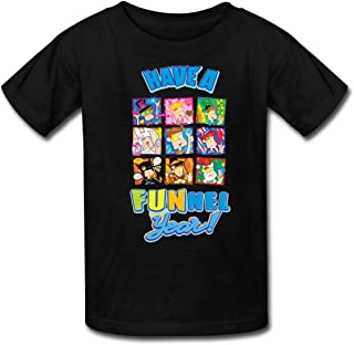 Funnel Vision Have A Funnel Year Kids' T-Shirt