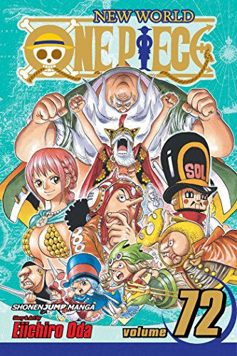 One Piece Volume 72: Dressrosa's Forgotten