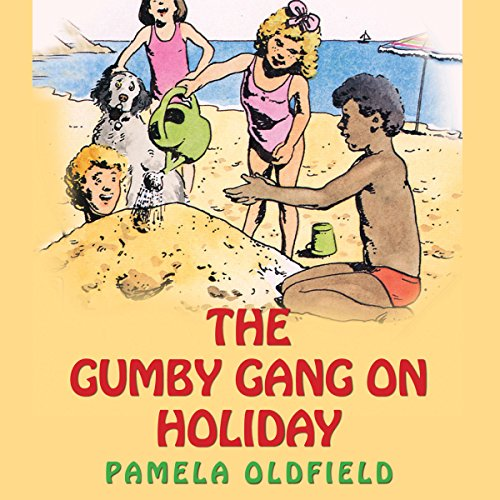 The Gumby Gang on Holiday cover art