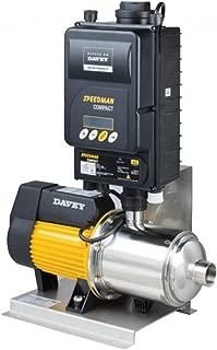 Davey SMCHM90-11 Speedman Compact Varable Speed Water Pump System - 220V - 60Hz