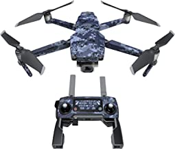 product image for Digital Navy CamoDecal Kit for DJI Mavic 2/Zoom Drone - Includes 1 x Drone/Battery Skin + Controller Skin