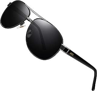 Men's Driving Polarized Lens Uv400 Protection Sunglasses For Men