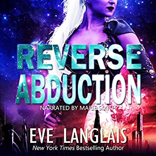 Reverse Abduction audiobook cover art