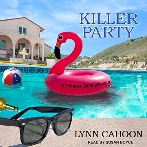 Killer Party audiobook cover art