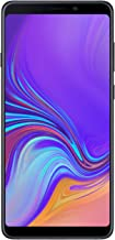 Samsung Galaxy A9 (2018) Single-SIM SM-A920F 128GB (GSM Only, No CDMA) Factory Unlocked 4G Smartphone - International Version (Caviar Black)