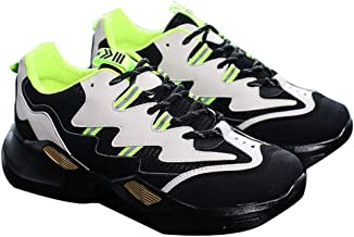 A-LING Running Shoes Men - Men's Energy Afterburn Lace-Up Sneaker