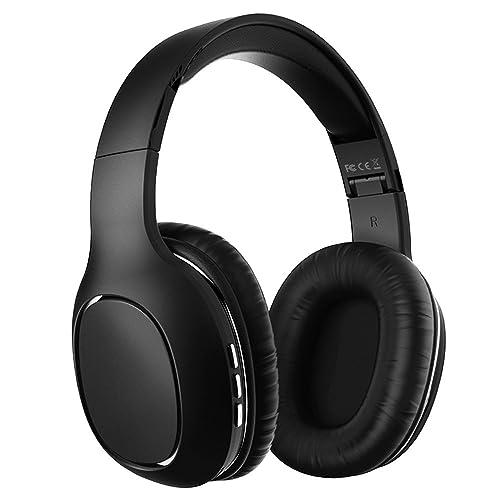 Auriculares Bluetooth de Diadema Inalámbricos, Yutre Cascos Bluetooth Plegable con Micrófono Manos Libres y Hi