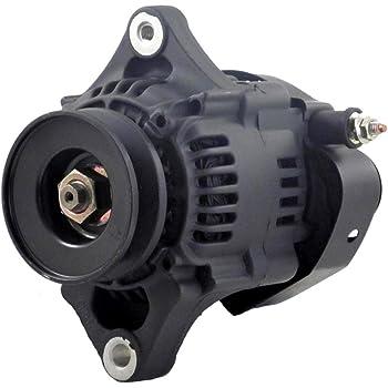 [SCHEMATICS_48DE]  Amazon.com: Rareelectrical NEW CHEVY MINI ALTERNATOR COMPATIBLE WITH DENSO  STREET ROD RACE 93MM BLACK 60AMP 1 WIRE 8162: Automotive | Denso Mini Alternator Wiring Chevy |  | Amazon.com