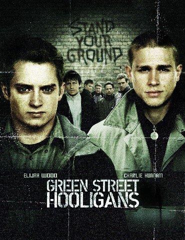 GROEN STREET HOOLIGANS REPRODUCTIE MOVIE FOTO POSTER 16X12